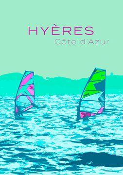 Hyères - Côte d'Azur van Birgit Wagner