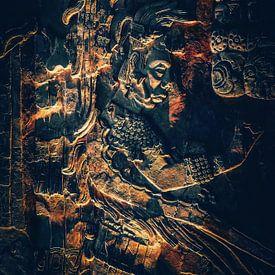 The Ruler of Palenque van Joris Pannemans - Loris Photography