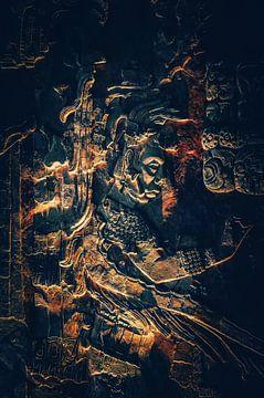 Le souverain de Palenque sur Joris Pannemans - Loris Photography