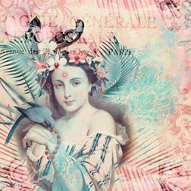 La fille du jardin magique sur Andrea Haase