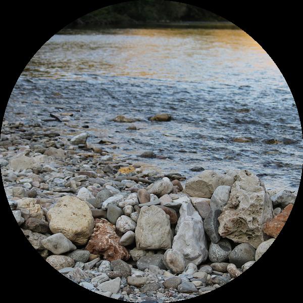 Vrede op de rivier van Heike Klein