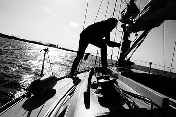 Sailing - Oosterschelde sur Maurice Weststrate