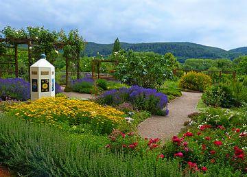 Bijbel-Tuin met Uitzicht... (Tuin en Park) van Caroline Lichthart
