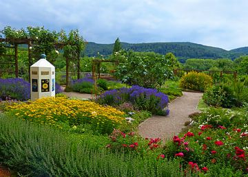 Bijbel-Tuin met Uitzicht... (Tuin en Park) von Caroline Lichthart