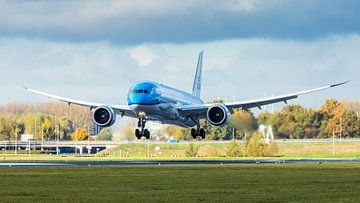 KLM 787 Sekunden bis zum Aufsetzen! von Dennis Janssen