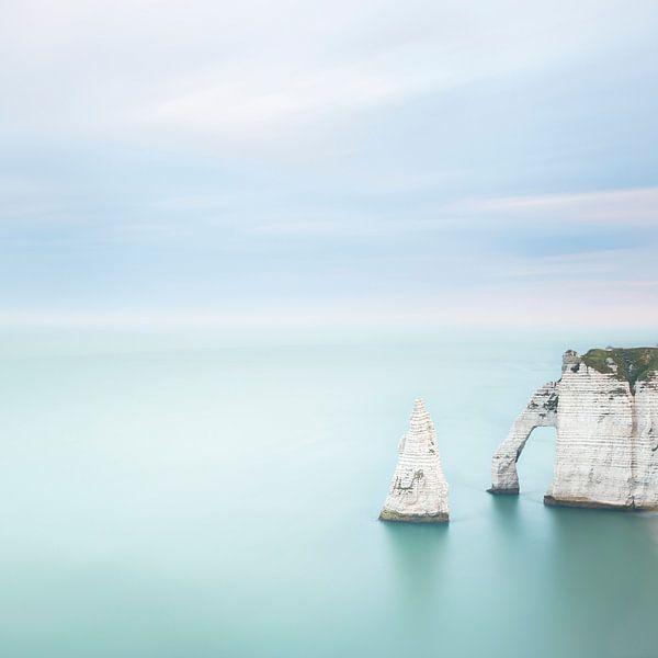 L'aiguille, Frankrijk van Tony Ruiter