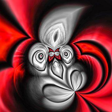 Phantasievolle abstrakte Twirl-Illustration 122/11 von PICTURES MAKE MOMENTS