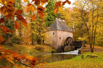 Herfst Watermolen van