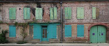 La Maison Verte von Yvonne Blokland