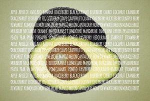 Fruities in kleur Avocado