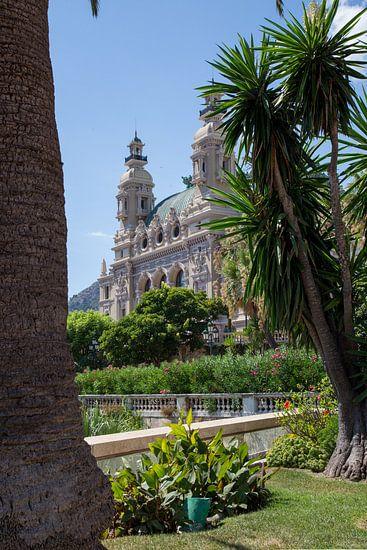 Casino van Monaco van Guido Akster