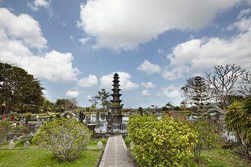 Königlicher Wasserpalast Tirta Gangga. Bali, Indonesien von Tjeerd Kruse