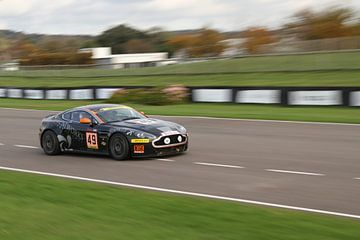 Aston Martin Vantage GT4 van Natasja Tollenaar