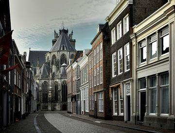 Grote Kerk - Dordrecht van Bert Seinstra