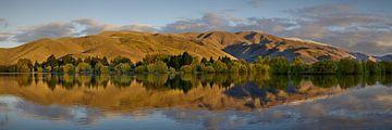 Reflecties bij zonsondergang van Keith Wilson Photography
