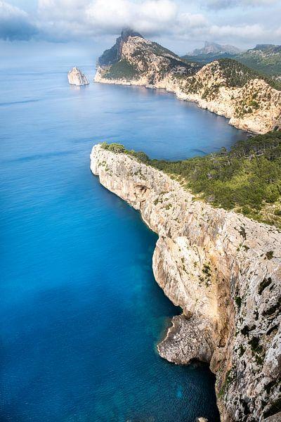 Mallorca - Mirador es Colomer van Wim Demortier