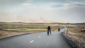 Glacier360: mountainbikes in IJsland van Hans van Wijk