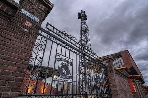 Go Ahead Eagles Deventer 2 (Home of football 2016)  van