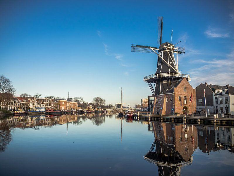 Mühle De Adriaan von Martijn Tilroe