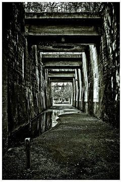 De tunnel van Stefan Antoni