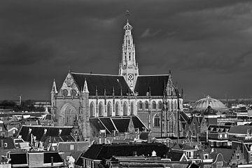 Grote Kerk Haarlem van Anton de Zeeuw