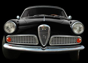 Alfa Romeo Giulietta Sprint 1600 van aRi F. Huber