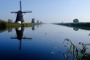 Kinderdijk 4 van Ewald Verholt