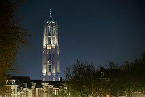 Domtoren Utrecht van Thomas Duiker