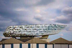 Havenhuis van Antwerpen van Sven Van Santvliet