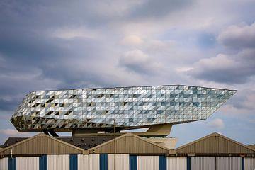 Havenhuis van Antwerpen von Sven Van Santvliet