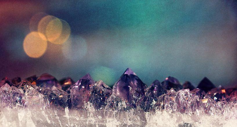 Mini Mountains van Robin Dickinson