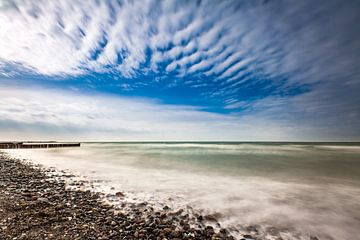 Baltic Sea coast sur Rico Ködder