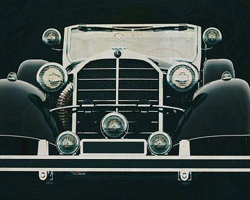 Mercedes 770K Limousine von Jan Keteleer