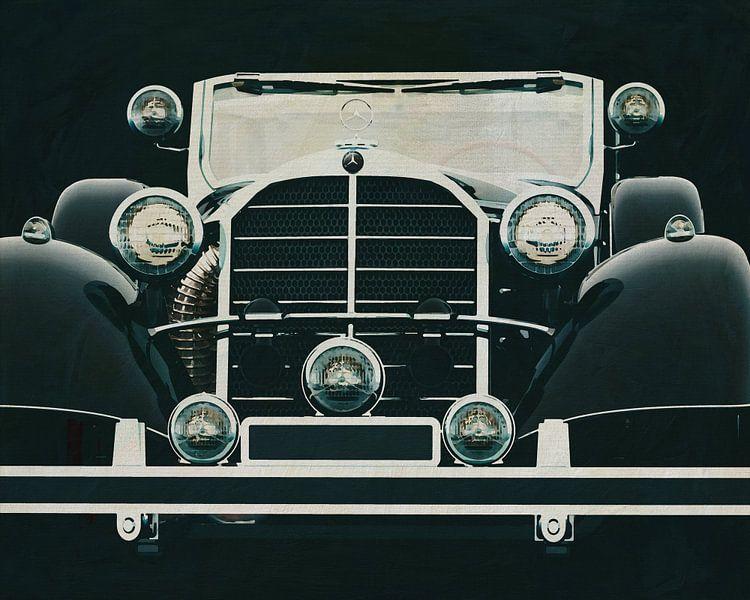 Mercedes 770K Limousine van Jan Keteleer