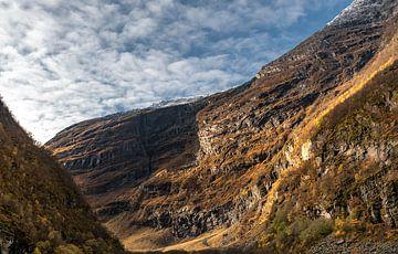 Herbst in Norwegen von Twan van Vugt