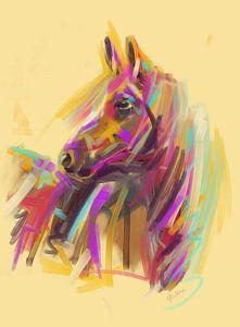 Pferd True Colors von