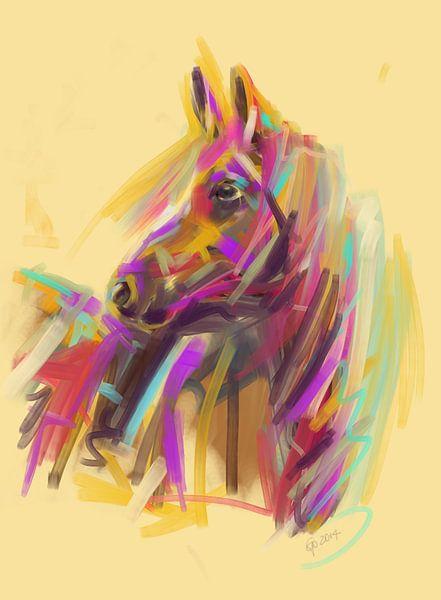 Paard True Colors van Go van Kampen
