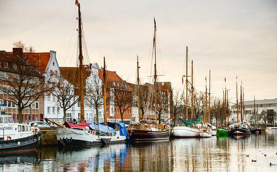 Lübeck Museumshafen