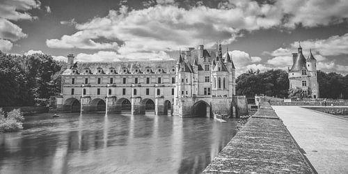 Chateau de Chenonceau in de Loire Vallei