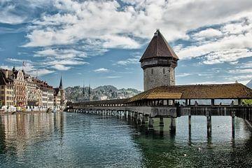 Luzern von Ellen Driesse