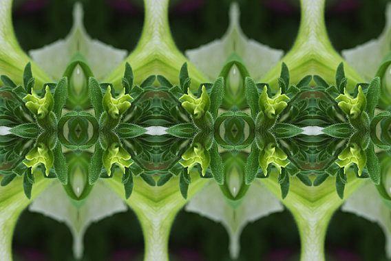 Greenful part II van Corina Scheepers-de Mooij