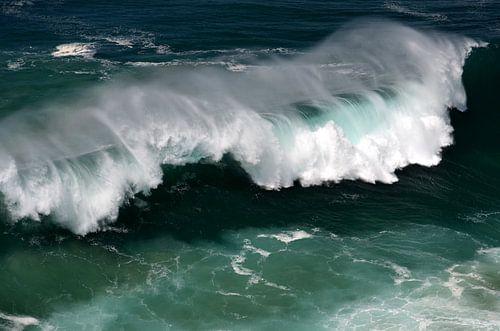 Welle, Wave, Golf van Iris Heuer