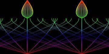 RGB N.14 van Olis-Art