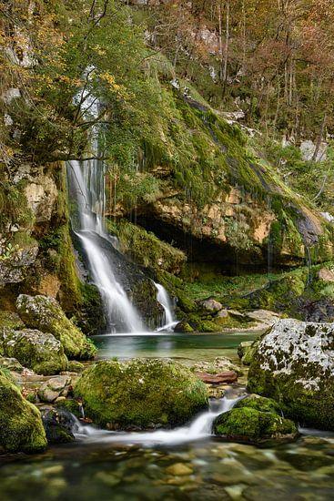 Slap Virje in Slovenia