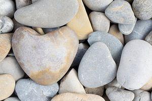 Hart van steen van Ulrike Leone