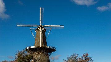 Molen de Valk in Leiden van Richard Steenvoorden