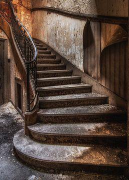 Treppe von Jeroen Linnenkamp