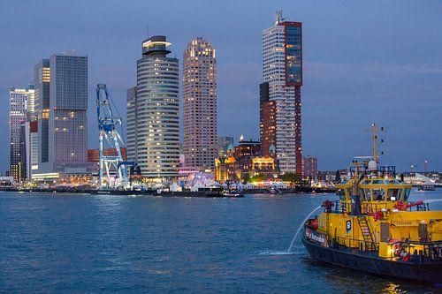 Kop van Zuid, Rotterdam von Anne Reitsma
