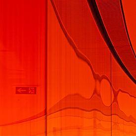 Red exit. van Maerten Prins