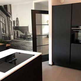 Kundenfoto: Louwestraat Katwijk  von Dirk van Egmond, auf fototapete
